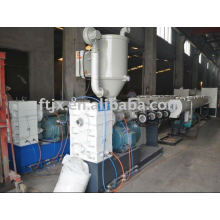 PE Water /Gas Supply Plastic Pipe Production Line