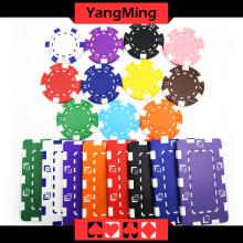 Bonde de Poker Casino 11,5g (YM-CP024-25)