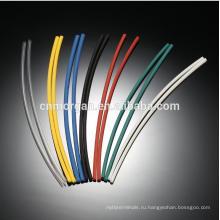 Цвет одной стены термоусадочной трубки рукава с 2:уменьшился коэффициент 1 ,доступный в различных цветах