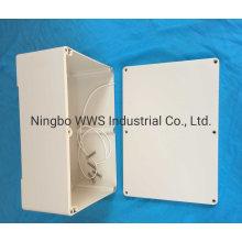 Molded Outdoor Weatherproof IP66 Plastic Junction Box