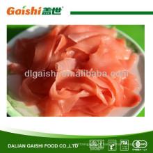 Meilleure vente mariné rose sushi gari gingembre à vendre