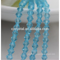 decorative glass beads,glass beads glass beaded placemats,bicone beads, directly factory