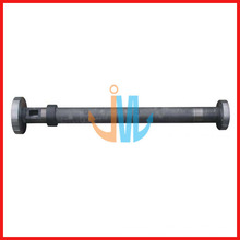 Extrusora de un solo husillo y barril / husillo y cilindro