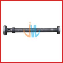 Extrusora de parafuso único e barril / parafuso e cilindro
