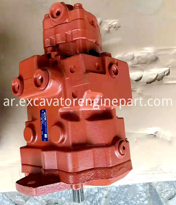 Kayaba Hydraulic Pump Psvd2 27e 17 For Excavator Kyb Main Pump Parts