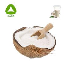 Additifs alimentaires en poudre naturelle d'eau instantanée d'extrait de noix de coco