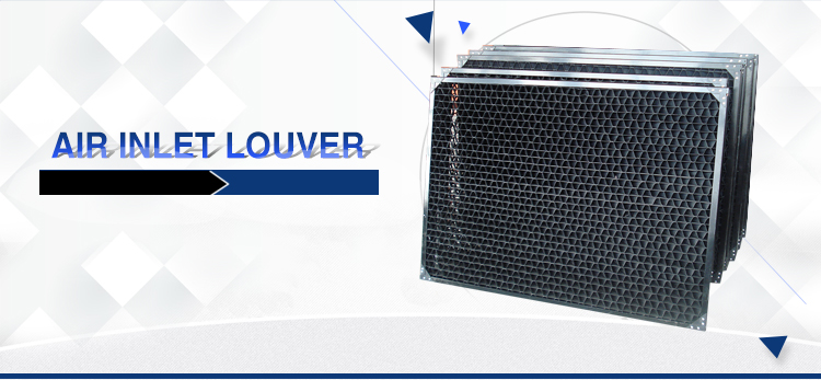 air inlet louver 1
