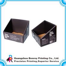 Guter Ruf kundenspezifisch bedruckte Wellpappe Display Papier Box
