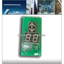 Ascenseur Affichage du panneau de plancher, affichage de l'élévateur d'ascenseur, affichage de l'ascenseur lcd