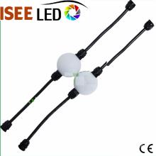 DC15V dmx rgb color pixel 3d ball sphere
