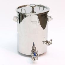 Stainless Steel 18 Gal Brew in Bag Kettle