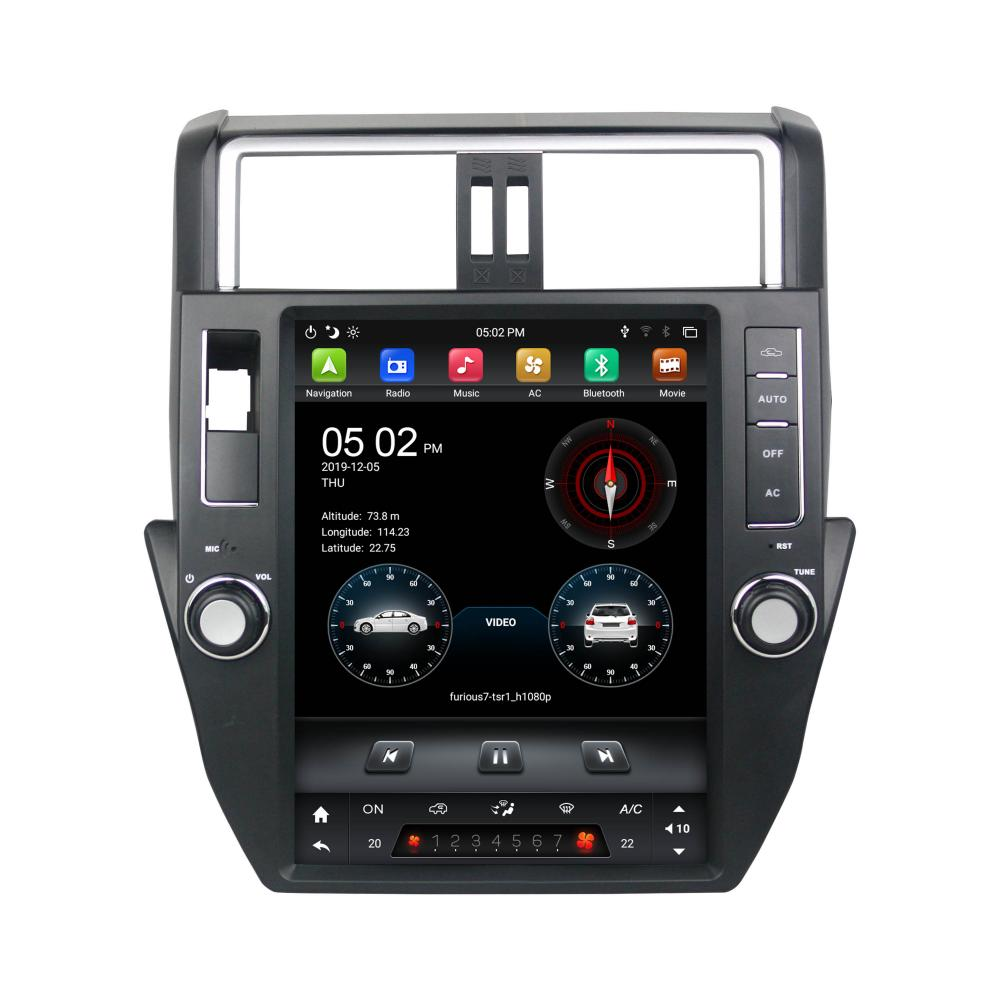 Android Car Audio Video Player For Prado 150
