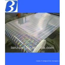 film de transfert laser pour cigarettes wrap