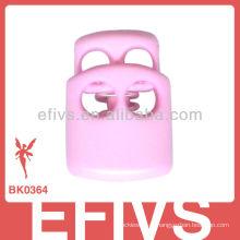 2013 Moda Pink Cord Lock para Paracord Lanyard