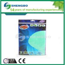 Nonwoven für medizinische 33 * 50cm grün blau
