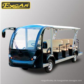14 Sitzplätze Elektrischer Besichtigungsbus für Tourist
