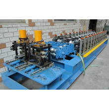 Máquina formadora de rolo para porta de persiana