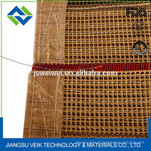 fabric mesh for Conveyor Textile shrink wrapping machine heat tunnel