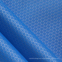 Oxford Diamond Wr Double Tone Nylon Fabric with PU