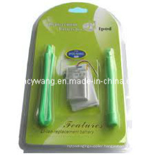 for iPod Media Player Blister Packing with Papercard (HL-154)