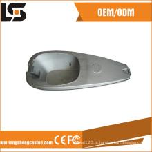 Carcaça do diodo emissor de luz do alumínio de fundição do preço de fábrica 60W