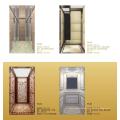 Glass Villa Home Lift