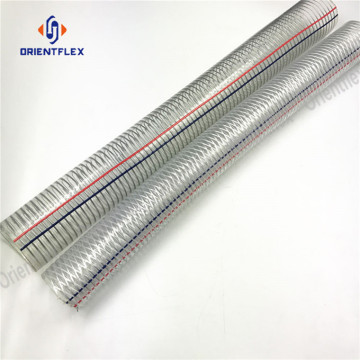 PVC+stainless+steel+wire+braided+hose