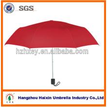 Pli ouvert de auto pas cher parapluies promotionnels personnalisés