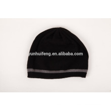 inner mongilia knitting cashmere winter hat