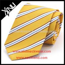 Corbatas de seda al por mayor para hombre 100% hechas a mano