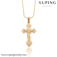 32255-Xuping venta caliente oro colgante para mujeres regalos con 18 quilates chapado en oro