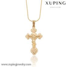 32255-Xuping vente chaude pendentif en or pour les femmes cadeaux avec plaqué or 18 carats
