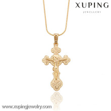 32255-Xuping Hot Sale Gold Pendant For Women Gifts with 18K Gold Plated