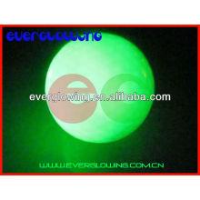 lumière verte flash balles de golf vente chaude 2016