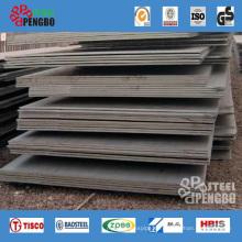 Placa de acero de aleación Q295A A516gr70