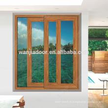 fabricant de fenêtres coulissantes en aluminium