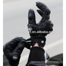 Ziege Haut Handschuhe Boxer Motorrad Reiten Handschuhe Motocross-Rennhandschuhe