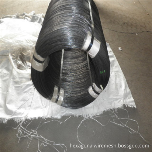 Black Annealed Iron Wire with Oil
