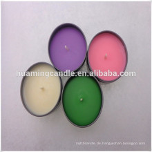 Betriebene LED Teelicht Kerze6tvc