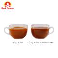 Healthy 100% Pure Goji Juice Concentrate