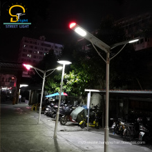 High Quality Integrated smart all in one solar street light led esl-16 30W/40W with SON , Rohs