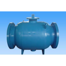 Manufacture From China Fully Welded Ball Valve