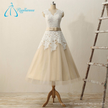 2017 Tulle Bow Sash Appliques Wholesale Wedding Dress Bridal Gown