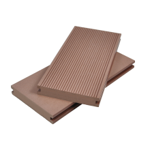 New generation waterproof blue composite decking