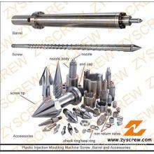 Screw Barrel Injection Molding Screw Cylinder