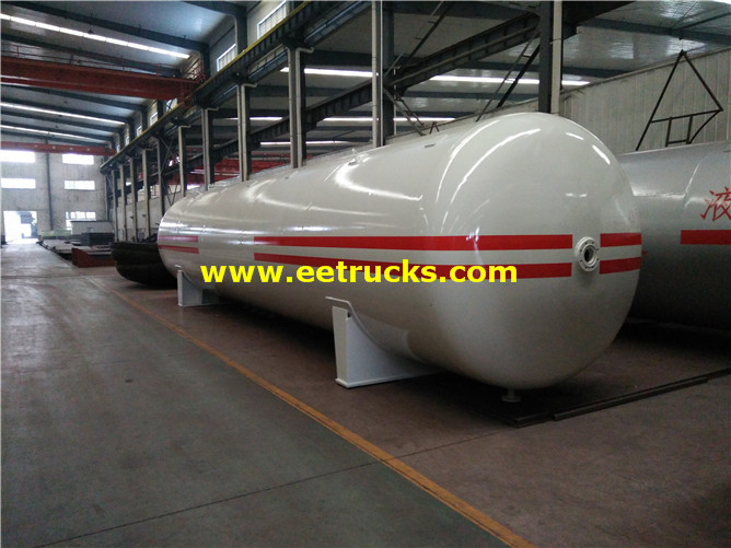 Domestic LPG Gas Storage Tanks