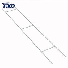 China fornecedor 50mm 70mm largura tipo de alvenaria bloco de escada de trabalho treliça de malha