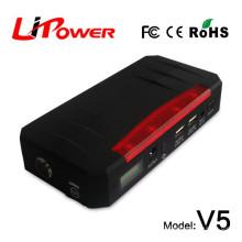 Lipower мини-автомобиль инструмент EPS литий-полимерный аккумулятор li-полимер чрезвычайной портативный мини-джампер старт