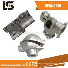 La précision a adapté aux besoins du client la pièce de rechange automatique en aluminium de moulage mécanique sous pression