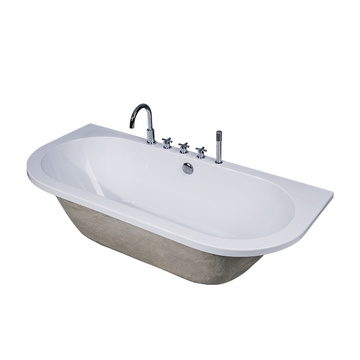 66 akryl-drop-in Soak Tub